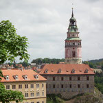 Ausblick auf die Kirche