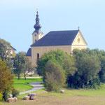 Kirche von St. Peter am Wallersberg