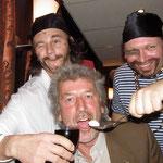 Piraten erobern das Schiff!