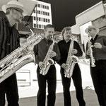 Das Carinthian Saxophonquartett