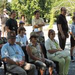Gemeindebürger als Zuschauer
