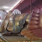 Große liegende Buddha