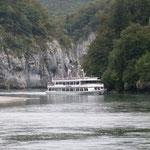 der Donaudurchbruch bei Weltenberg