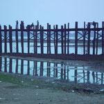 längste Teakholz-Brücke der Welt