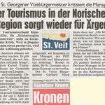 Kronen Zeitung 5.5.2011