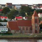 Stanly Hauptstadt der Falklandinseln
