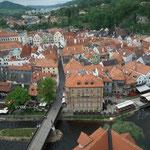 Überblick über die Altstadt