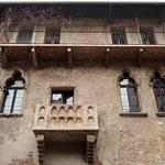 der Balkon Julias