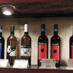 Die Moritz Weine mit Filzetikett