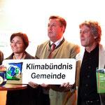Wir sind Klimabündniss Gemeinde