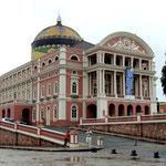 Portal der Oper - Theatro Amazonica