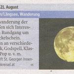 19.8. Kleine Zeitung
