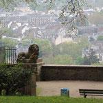 Blick auf Wiesbaden