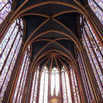 in der Sainte Chapelle