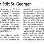 27.7. Gemeindezeitung