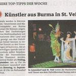 Kärntner Woche 31.8.2011