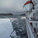 wir brechen durchs Eis