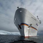 Unser Schiff die MS Bremen