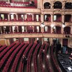 in der Züricher Oper