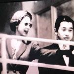 1953年半年間の欧米旅行中 エリザベス女王の戴冠式に天皇の名代として参列
