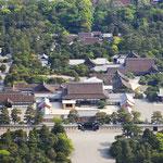 京都御所 全景
