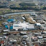 製紙工場 全景