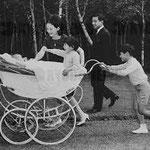 美智子さん子供たちを手元で自ら育てる決意