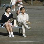 皇太子、美智子妃殿下との軽井沢テニスでのロマンス