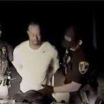 腰の治療薬物で正常な運転できず。警察に逮捕される