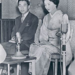 日米通商100周年 訪米時の両殿下