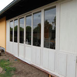 Terrassenbau - Aussenansicht
