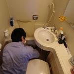 排水管清掃@菱和パレス中目黒/株式会社クレアスコミュニティー