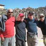 Four-Schnarch-Boys from Australien