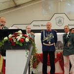 2011Hoher  Bruderschaftsorden für den Hauptmann Andreas Kluthausen