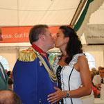 2011 mit mehr Silber an der Brust küsst es sich noch besser