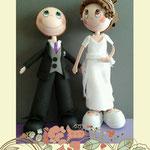 Fofuchas para Casamiento by Eli Gonzalez. 50€