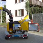 Schliesing Häcksler 220MX