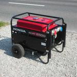 Honda Generator ECMT 6500