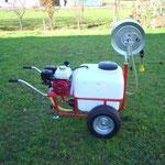 Baumspritze mit Honda Motor
