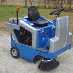 Cleanforce Kehrsaugmaschine
