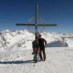 Skitour Maroi/ Stuben