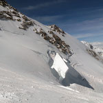 Serac unter Dufourspitze