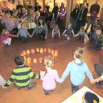 Tanz des Kindergartens