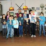 Osterhasen für die Kinder
