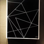 Black&White VI - 40x50