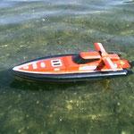 Rennboot Michael