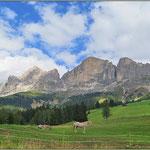 Noch mehr Dolomiten