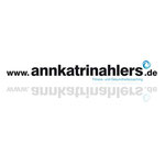 """Aufkleber """"Ann-Katrin Ahlers"""""""