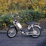 Die gute alte Hobby Rider 2! Cooles Mofa...