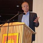 Dr. Matthias Miersch hielt die Festrede zur Abi-Feier 2014 – Foto: JPH